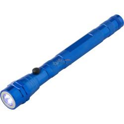 Latarka 3 LED, teleskopowa, mocne magnesy na każdym końcu, płaska powierzchnia na uchwycie do personalizacji