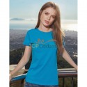 Damski T-shirt 325 g/m²