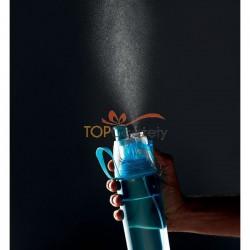 Butelka ze spryskiwaczem