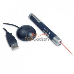 Wskaźnik laserowy z pilotem