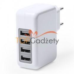 Ładowarka z 4 portami USB