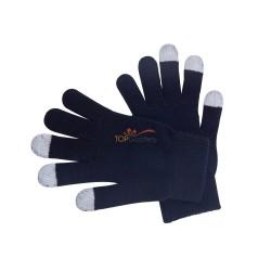 Rękawiczki ze specjalnymi końcówkami umożliwiającymi obsługę ekranów dotykowych