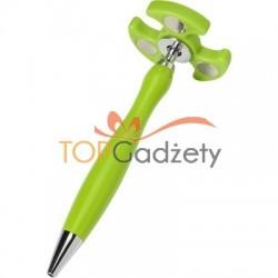 Długopis, fidget spinner