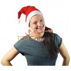 Filcowa czapka św. Mikołaja