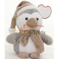 Pluszowy pingwin