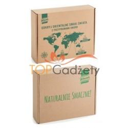 Pudełko fasonowe – składane