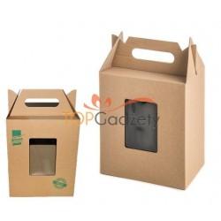 Pudełko – walizka z okienkiem