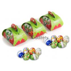 Jajeczka w szkatułce