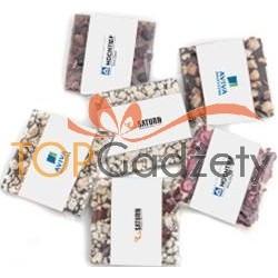Mini czekolady z logo Klienta