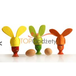 Zajączki- ocieplacz na jajka, przód