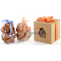 Zestaw Wielkanocne pierniczki w pudełeczku