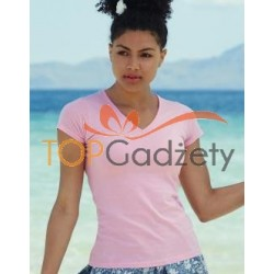 Podkoszulek Lady-Fit Valueweight v-neck