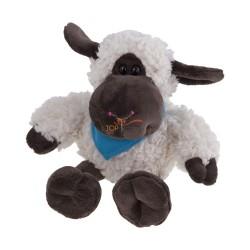 Czarna owieczka z chustką pod nadruk