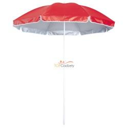 Parasol plażowy, chroni przed promieniowaniem UV, pokrowiec z paskiem na ramię